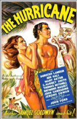 The Hurricane 1937 DVD - Dorothy Lamour / Jon Hall